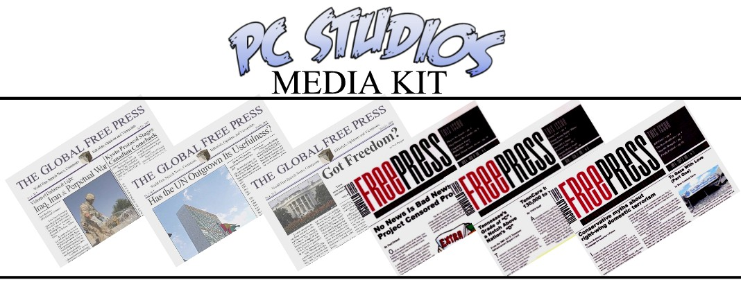 2014 PC Studios Media Kit TOONED IN Michael Pohrer