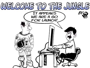 Welcome To The Jungle Launch Is Go