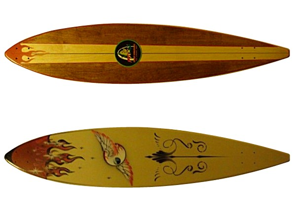 PAKU Custom Longboards ©  Michael Pohrer