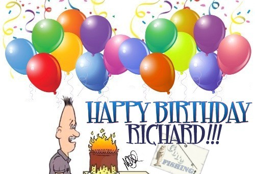 FIDDLESTIX© Birthday Wishes RTP Michael Pohrer